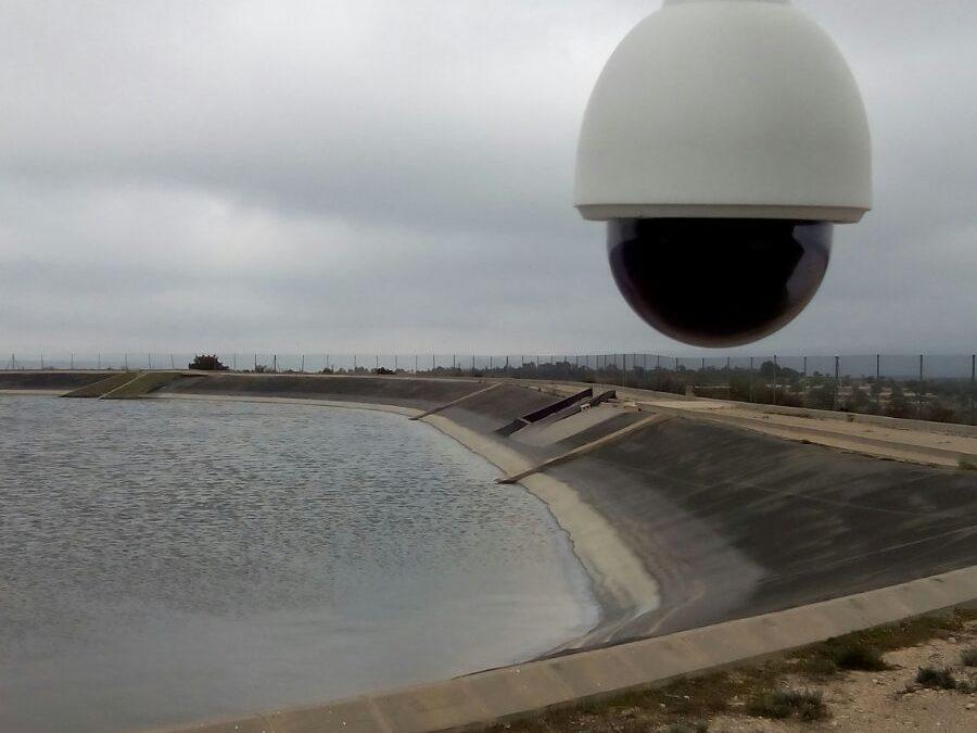 Sistema CCTV de video-vigilancia